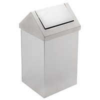 Dayco Sallanır Kapaklı Çöp Kovası 16 Lt (430)
