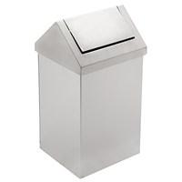 Dayco Sallanır Kapaklı Çöp Kovası 54 Lt (304)