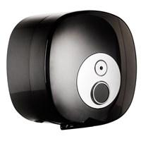 Dayco İçten Çekmeli Tuvalet Kağıt Dispenseri Siyah