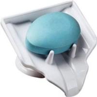 Buffer Vantuzlu Pratik Akıllı Sabunluk