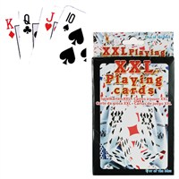 Out Of The Blue Dev İskambil Kağıtları - Xxl Playing Cards