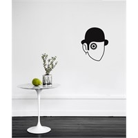 Urbangiftclockwork Orange Decal S 25*35Cm