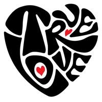 Urbangifttrue Love S Decal 25*35 Cm