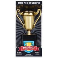 Npw Offıce Trophy - Ödül Kupası - Kendin Yap Kupa