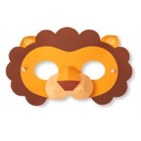 Npw Parti Maske Seti - Hayvanat Bahçesi