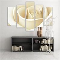 Dekoratif 5 Parçalı Kanvas Tablo-5K-Hb061015-70