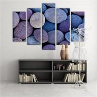 Dekoratif 5 Parçalı Kanvas Tablo-5K-Hb061015-250