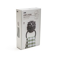 Monkey Businesslıon Head Black