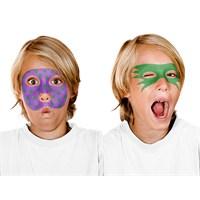 Npw Face Art - Erkek Çocuk - Yüz Boyama Seti