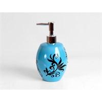İrya Folksy Mavi Sıvı Sabunluk