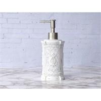 İrya Antic Beyaz Sıvı Sabunluk