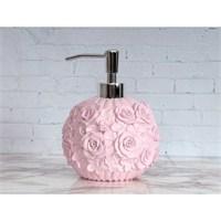 İrya Romantic Pembe Sıvı Sabunluk