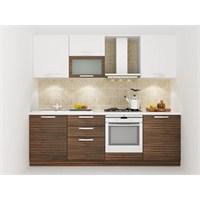 Kenyap 123000 Highgloss PVC Kapaklı Mutfak