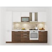 Kenyap 124007 Highgloss PVC Kapaklı Mutfak
