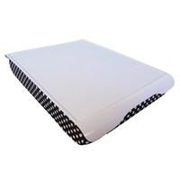 T-Tray Comfort Melamin Keyif Tepsisi Beyaz 2