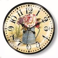 Time Gold Royal Color Duvar Saati