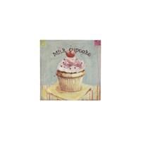 Noble Life Cupcake Desen Tablo