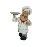 Aşçı Figürlü Biblo