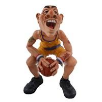 Basketbolcu Figürlü Biblo