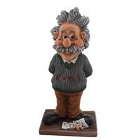 Einstein Figürlü Biblo