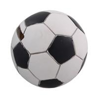 Siyah Beyaz Futbol Topu Figürlü Kumbara