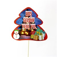 """Artte """" Hoş Geldin Yeni Yıl"""" Yılbaşına Özel Konuşma Balonları"""