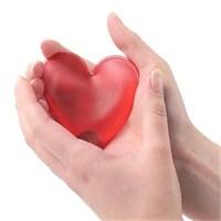 Out Of The Blue Çıtçıtlı El Isıtıcısı - Hot Pack Heart - Kalp Şeklinde El Isıtıcısı