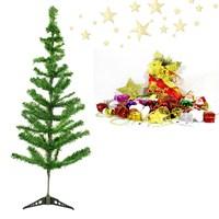 Artte 43 Parça Yılbaşı Ağacı Ve Süs Seti 110 Cm