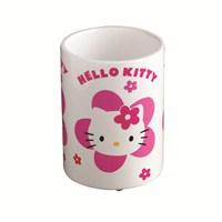 Hello Kitty Flower Diş Fırçalığı