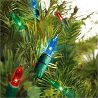 Hardymix 40 Led'li Pirinç Renkli Yılbaşı Noel Ağacı Dekorasyon Işığı - (2.75M)
