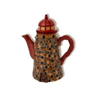 Vitale Lighthouse Teapot
