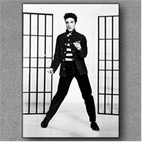 Tablom Elvis Presley Kanvas Tablo