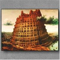 Tablom Küçük Babel Kanvas Tablo