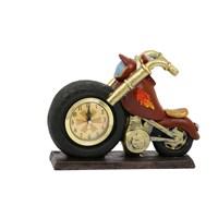 Fidex Home Nostalji Saat-Motosiklet