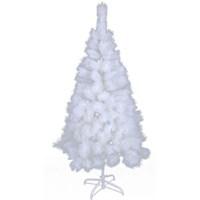 İğne Yağraklı Beyaz Yılbaşı Ağacı 180 Cm