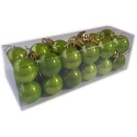 24 Adet Yeşil Çam Ağacı Cici Top