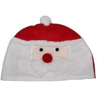 Noel Baba Figürlü Yeniyıl Şapkası
