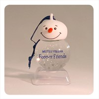 H&H Askılı Kar Küresi - Forever Frıends