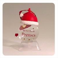H&H Askılı Kar Küresi - Prenses