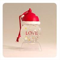 H&H Askılı Kar Küresi - Love