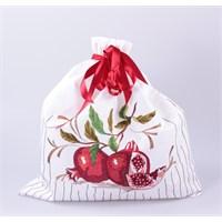 Miss Gaya Narlı Kırmızı Kurdeleli Kirli Torbası