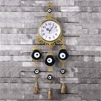İhouse Dekoratif Metal Duvar Saati