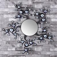 İhouse Metal Çerçeveli Ayna