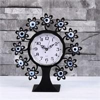İhouse Dekoratif Metal Saat
