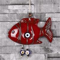 İhouse Balık Figürlü Duvar Süsü