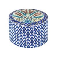 Dekorjinal Moroccan Stil Padişah Yastığı - Köşe Puf Mor47