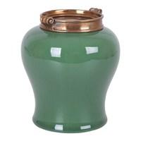 Altıncı Cadde Porselen Vazo 15,2 Cm