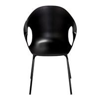 Altıncı Cadde Sable Sandalye Siyah