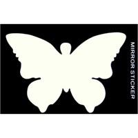 Miror Büyük Kelebek Kırılmaz Ayna