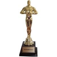 Oscar Başari Ödülü Plastik Kaideli
